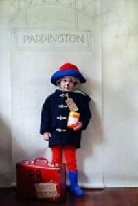 Book Week Costume Ideas: Paddington Bear