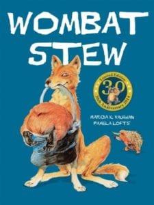 Book Week Costume Ideas: Wombat Stew