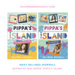 Jacqueline Harvey meets Belinda Murrell to talk about Pippa's Island
