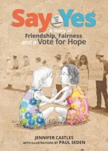 6 Aussie picture books to hug tight: Say Yes