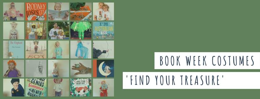 Book Week Costumes: Find your treasure