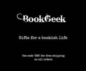 Book Geek Ad 300 x 250