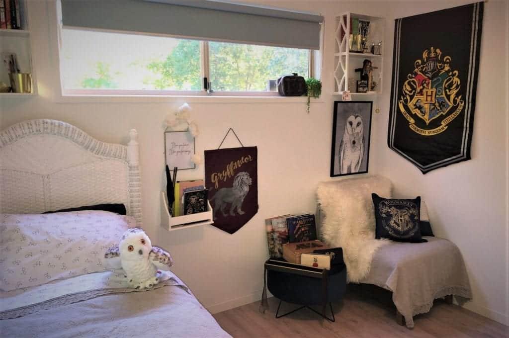 Harry Potter bedroom décor