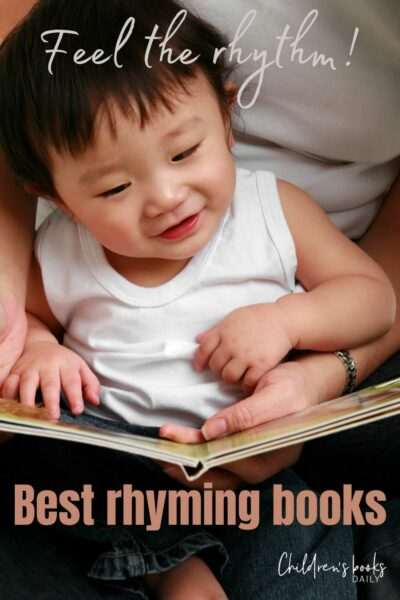Best rhyming books for kids pin