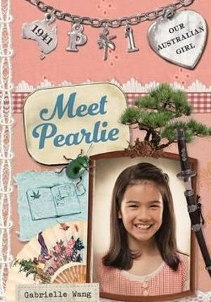 Our Australian girl meet-pearlie